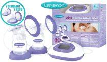 Lansinoh 2in1 elektromos dupla mellszívó