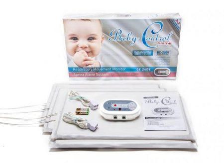 Baby Control 230i ikres légzésfigyelő