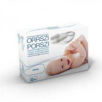 Orrszi Porszi üveg orrszívó
