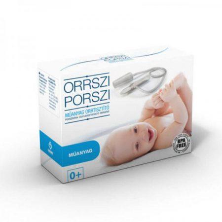 Orrszi Porszi műanyag orrszívó