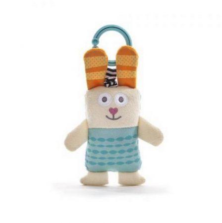 Taf Toys Ronnie nyúl rezgő-csörgő figura