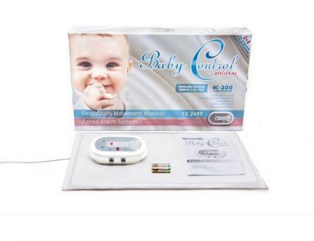 Baby Control 200 légzésfigyelő
