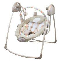 Baby Mix Dots elektromos babahinta és pihenőszék 2in1