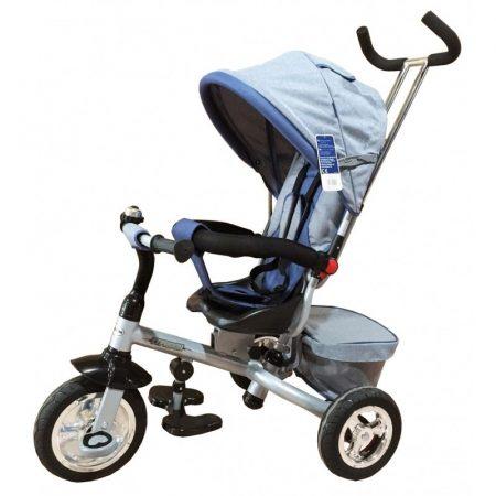Baby Mix Typhoon forgatható tricikli kupolával