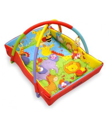 Baby Mix Zoo peremes játszószőnyeg