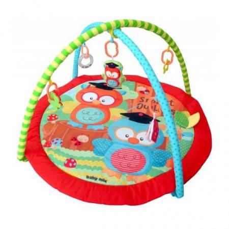 Baby Mix Tudós baglyok játszószőnyeg