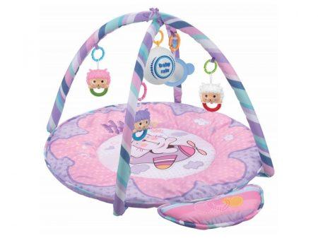 Baby Mix Pink Maci játszószőnyeg