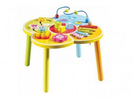 Baby Mix Creativity készségfejlesztő faasztal