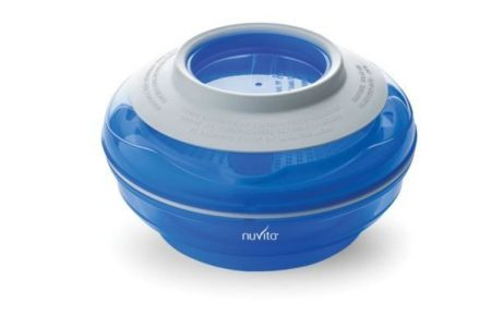 Nuvita 4in1 bébiétel készítő