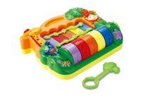 Chipolino zenélő játék - Rainbow Piano