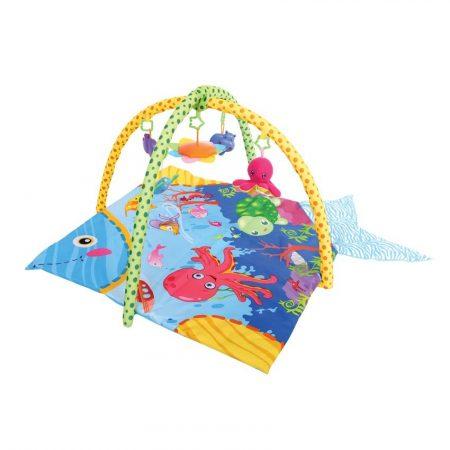 Lorelli Oceán játszószőnyeg 115x115 cm
