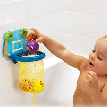 Munchkin vízi kosár fürdőjáték
