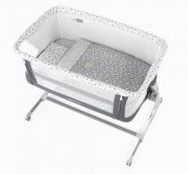 Jané BabySide szülői ágyhoz csatlakoztatható kiságy