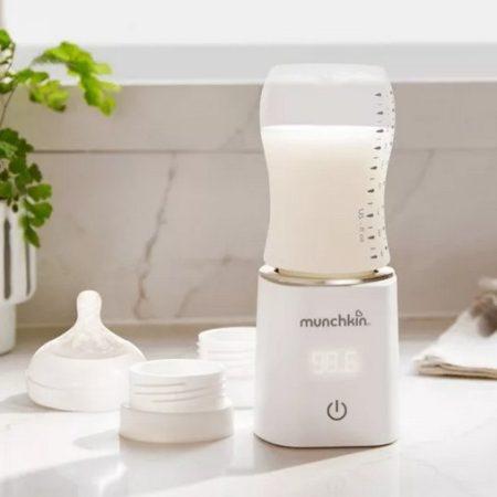 Munchkin 37° digitális tej és tápszer melegítő