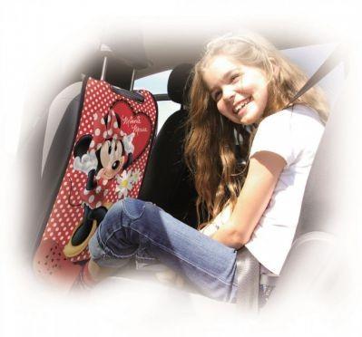Markas Disney mintás autóülés háttámla védő