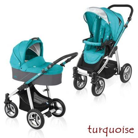 Baby Design Lupo 2in1 multifunkciós babakocsi