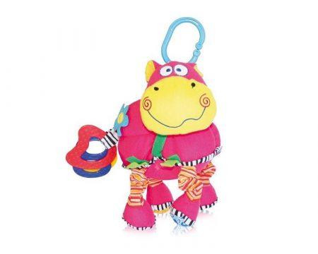 Colorita Happy Hippo vibráló játék