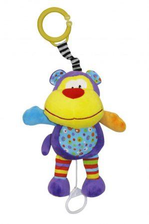 Lorelli Funny Monkey zenélő játék