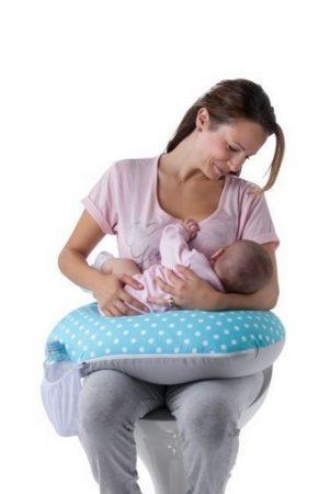 Nuvita FeedFriend Terhességi és szoptatós párna