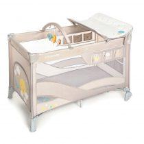 Baby Design Dream 2in1 multifunkciós utazóágy