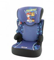 Kék Mancs őrjárat Disney Befix SP autós gyerekülés 15-36 kg