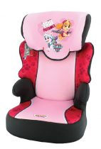 Pink Mancs őrjárat Disney Befix SP autós gyerekülés 15-36 kg
