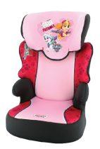 Pink Mancs őrjárat Nania Befix SP autós gyerekülés 15-36 kg