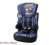 Kék Mancs őrjárat Disney Beline SP autós gyerekülés 9-36 kg