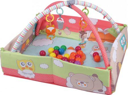 Sun Baby Fox peremes játszószőnyeg