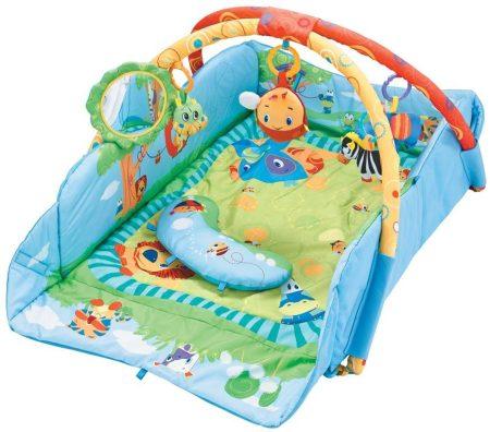 Sun Baby Szafari peremes játszószőnyeg