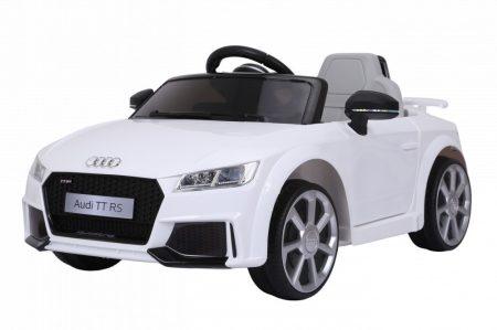 Hoops Audi TT RS elektromos autó - fehér