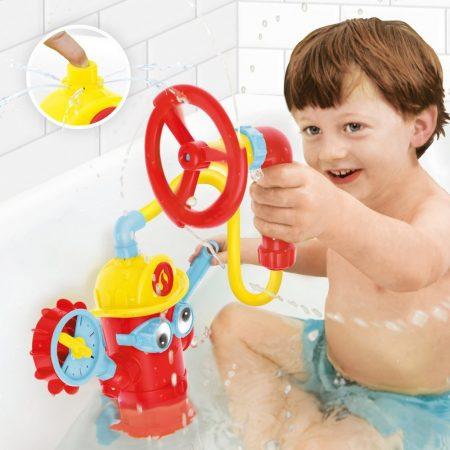 Yookidoo Tűzoltó Freddy fürdőjáték