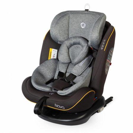 Coccolle Nova Isofix forgatható autós gyerekülés 0-36 kg