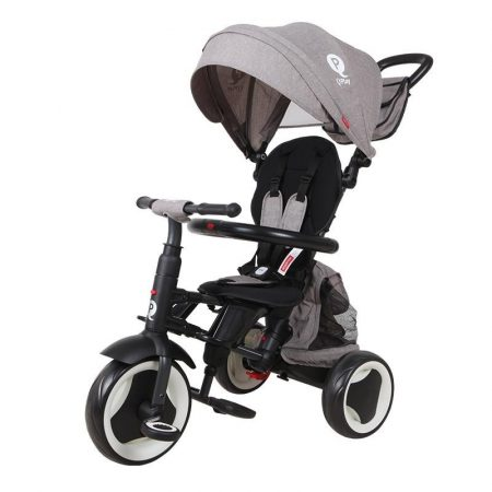 Qplay Rito Plus tricikli szülőkormánnyal