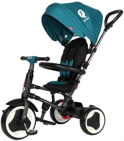 Sun Baby Qplay Rito tricikli EVA kerekekkel