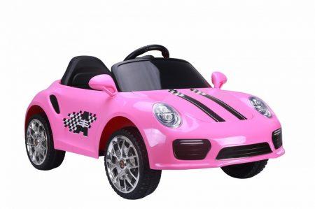 Hoops Sport elektromos autó - pink
