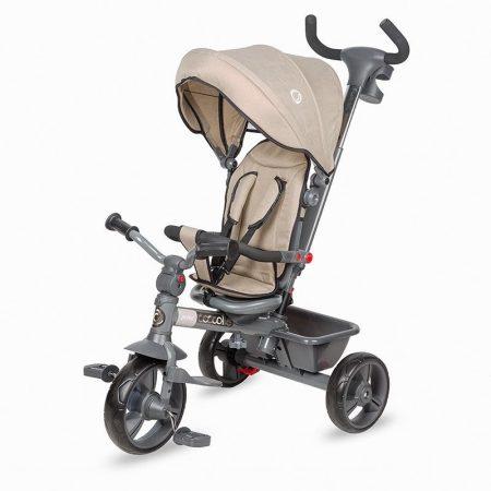 Coccolle Primo tricikli forgatható üléssel