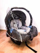 BabyLion esővédő babahordozóra