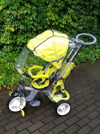 Sun Baby esővédő triciklire