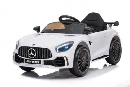 Hoops Mercedes AMG GT-R elektromos autó - fehér