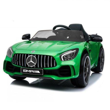 Hoops Mercedes AMG GT-R elektromos autó - zöld