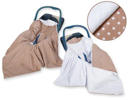 BabyLion Premium univerzális kétoldalas takaró -fiús