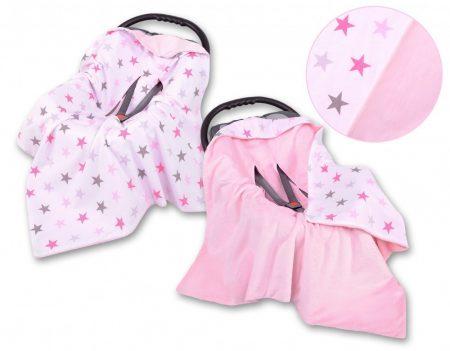 BabyLion Premium univerzális kétoldalas takaró -lányos