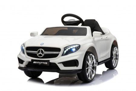 Hoops Mercedes AMG GLA 45 12V elektromos autó - fehér