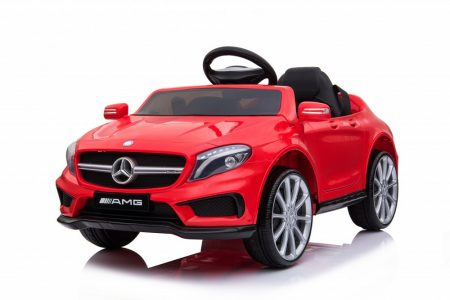 Hoops Mercedes AMG GLA 45 12V elektromos autó - piros