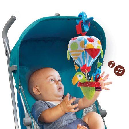 Yookidoo Léggömb készségfejlesztő babakocsi játék