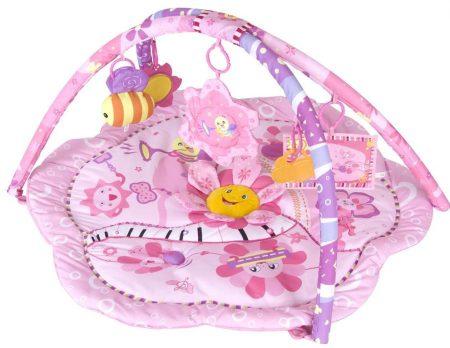 Sun Baby Pink Bee játszószőnyeg