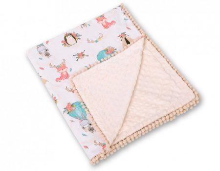 BabyLion Premium Minky takaró