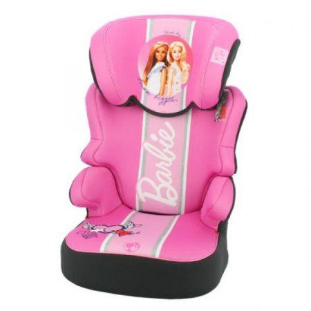 Barbie Disney Befix SP autós gyerekülés 15-36 kg