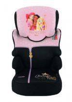 Hercegnő Disney Befix SP autós gyerekülés 15-36 kg